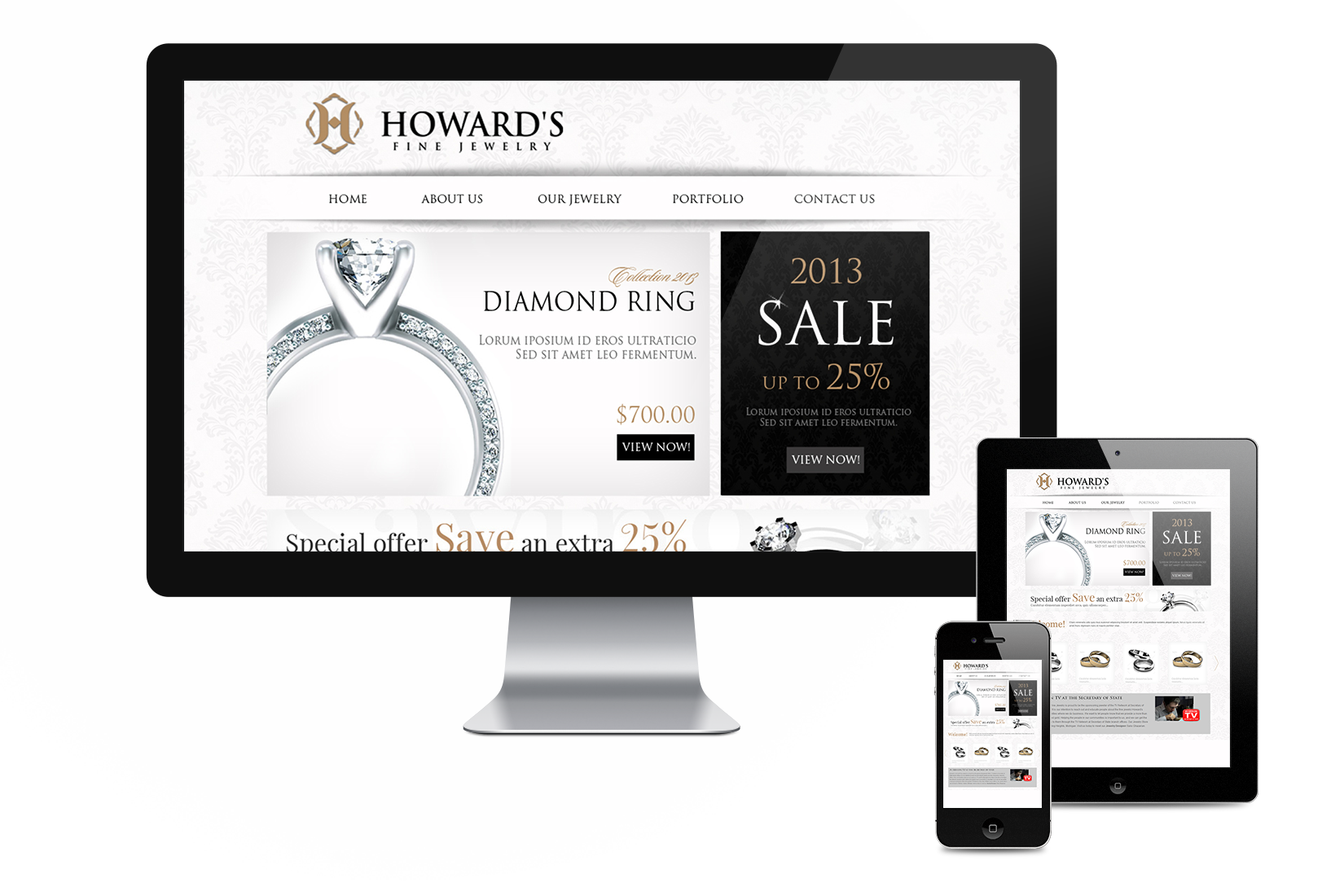 Jewellery Website Development Company